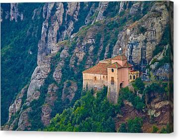 Montserrat Canvas Print by Albert Tan photo