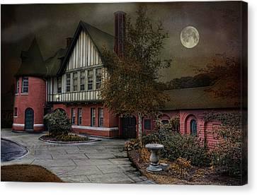 Moonlight Canvas Print by Robin-lee Vieira