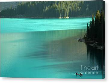 Moraine Canvas Print