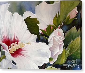 Morning Gift Sold Canvas Print