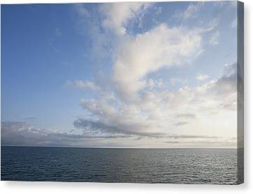 Morning, Nantucket Sound Canvas Print by Blue Line Pictures