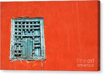 Canvas Print featuring the photograph Morocco by Milena Boeva