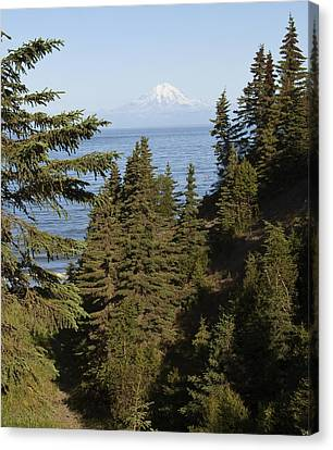 Mt Redoubt Canvas Print