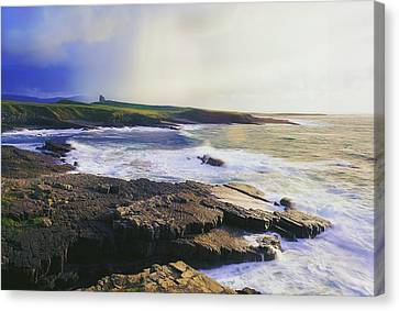 Mullaghmore, Co Sligo, Ireland Canvas Print by The Irish Image Collection
