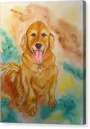 Murphy 2 Canvas Print
