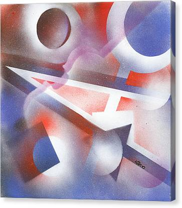 Music Of The Spheres Canvas Print by Hakon Soreide