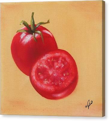 My Favorite Things Canvas Print by Joni McPherson