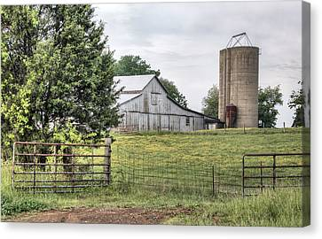 My Kind Of Gated Community  Canvas Print