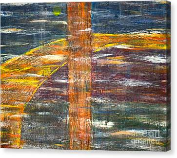 My Path Canvas Print by Scott Gearheart