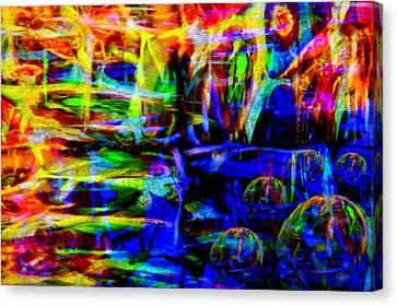 My Universe Canvas Print