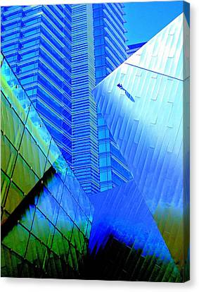My Vegas City Center 21 Canvas Print by Randall Weidner