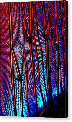 The Buffet Canvas Print - My Vegas Mandalay 9 by Randall Weidner