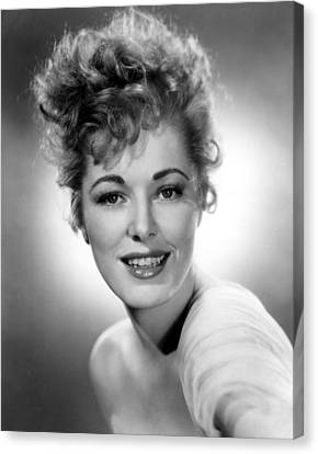Naked Jungle, Eleanor Parker, 1954 Canvas Print