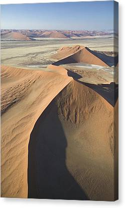 Namib Desert Canvas Print by Unknown