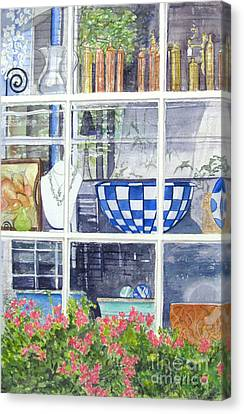 Nantucket Shop-lecherche Midi Canvas Print