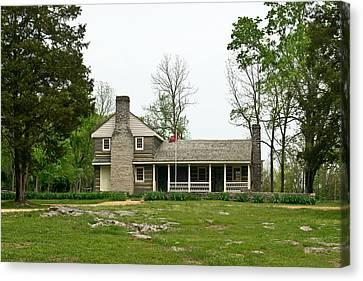 Nathan Bedford Forrest Boyhood Home 2 Canvas Print