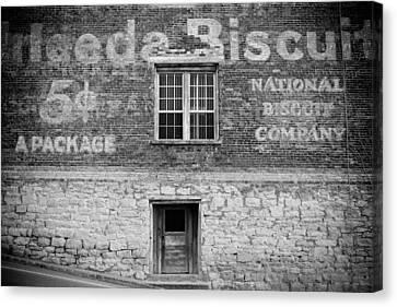 National Biscuit Company Canvas Print by Paul Bartoszek