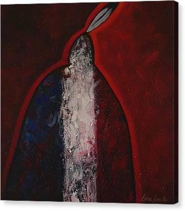 Native American Canvas Print by Lance Headlee