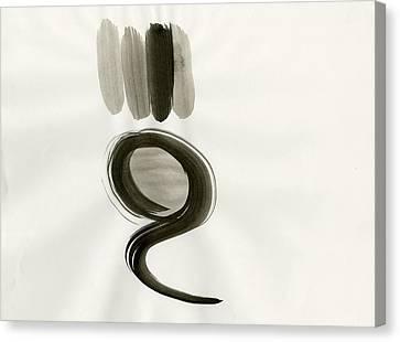 Natural Selection Canvas Print by Taylor Webb