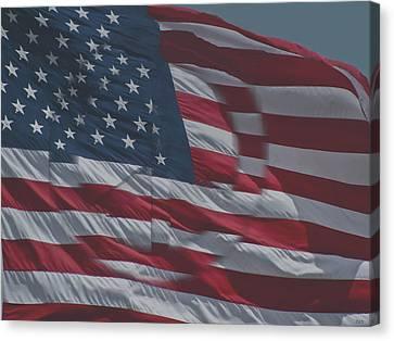 Nature Of America Canvas Print