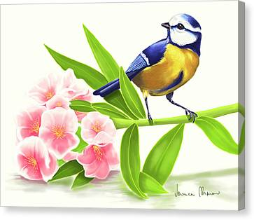 Nature Canvas Print by Veronica Minozzi