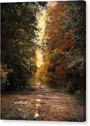 Nature's Secret Canvas Print by Jai Johnson