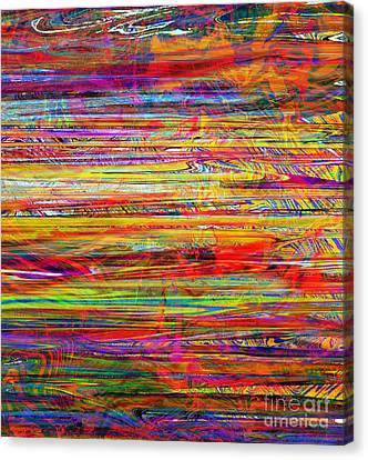 Neon Trees Canvas Print by RJ Aguilar