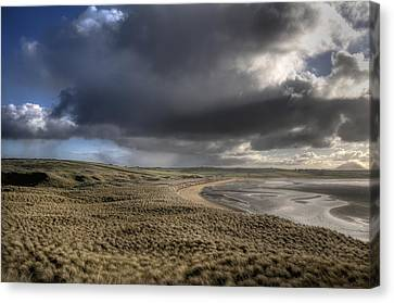 Nephin Canvas Print by Marion Galt