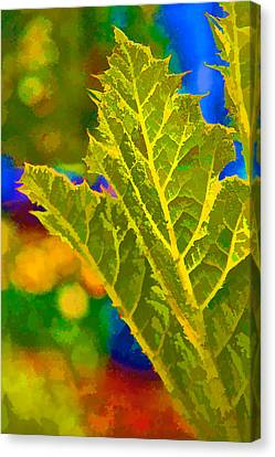 New Life Canvas Print by Ken Stanback