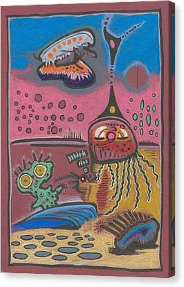 New Martain Vision Canvas Print