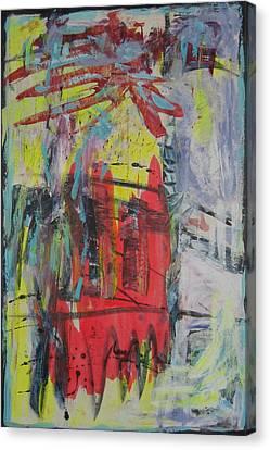 New York 1 Canvas Print