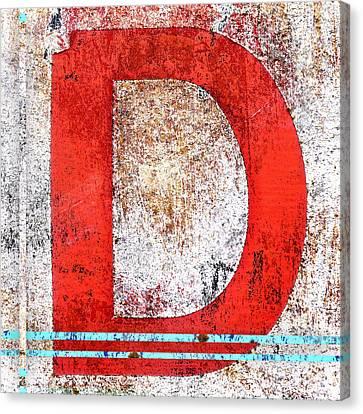 Newport D Canvas Print by Carol Leigh