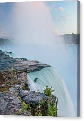 Niagara Mist Canvas Print by Guy Whiteley