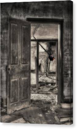 Nightmares Canvas Print by JC Findley