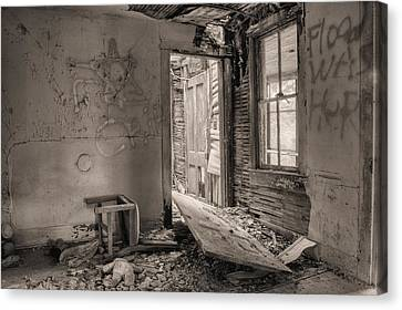No Way Out II Canvas Print by JC Findley