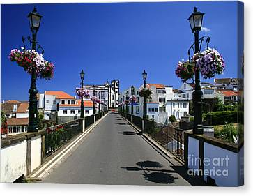 Nordeste - Azores Islands Canvas Print by Gaspar Avila
