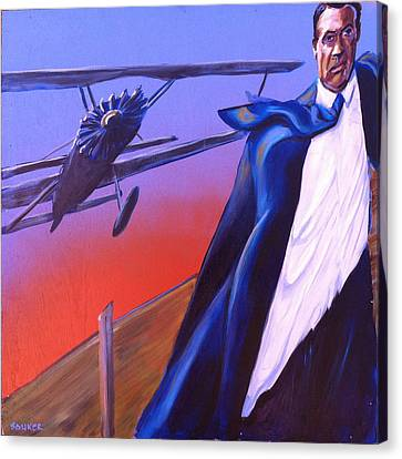 North By Northwest Canvas Print by Buffalo Bonker