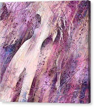 Not Forgotten Canvas Print by Rachel Christine Nowicki