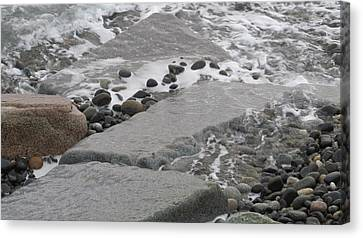 Ocean Edge Canvas Print