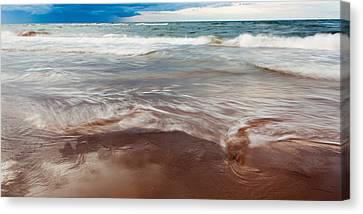 Ocean Panorama Canvas Print