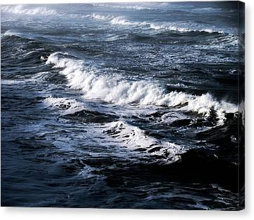 Oceans Alchemy Canvas Print by Stephen Martin
