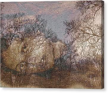 Ofelia Canvas Print