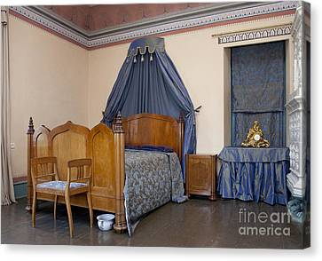 Old Pitcher Canvas Print - Old-fashioned Manor Bedroom by Jaak Nilson