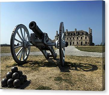Old Fort Niagara Canvas Print by Peter Chilelli