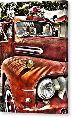 Old Glory Days Limited Edition Canvas Print