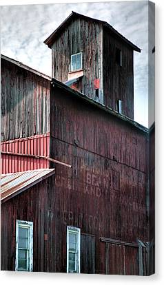 Old Granary I Canvas Print by Steven Ainsworth