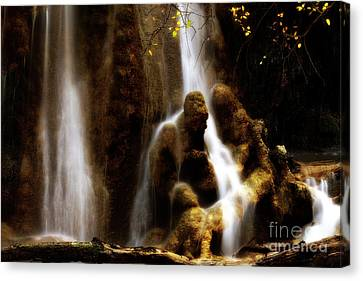 Old Man Rock Canvas Print by Keith Kapple