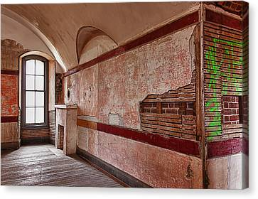 Old Room Canvas Print by Garry Gay