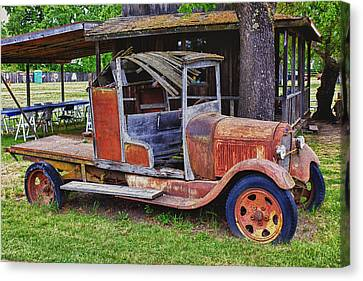 Old Timer Canvas Print by Garry Gay