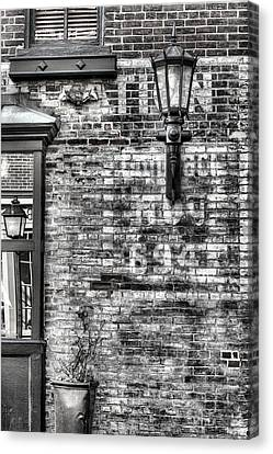 Old Town Canvas Print by JC Findley